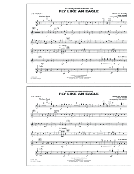 Fly like an Eagle - 1st Bb Trumpet