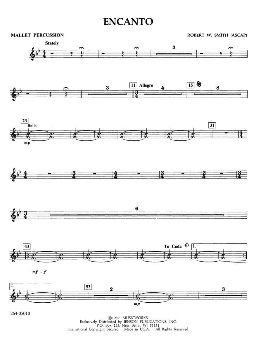 Encanto - Mallet Percussion