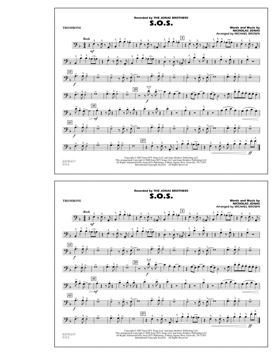 S.O.S. - Trombone