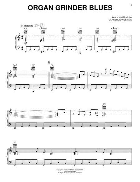 Organ Grinder Blues