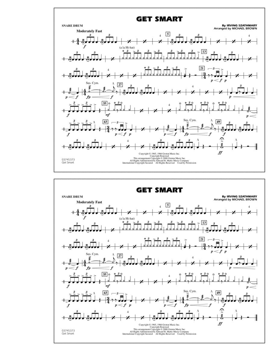 Get Smart - Snare Drum