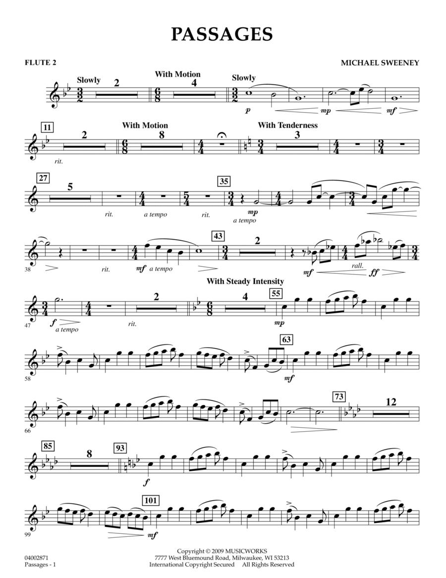 Passages - Flute 2