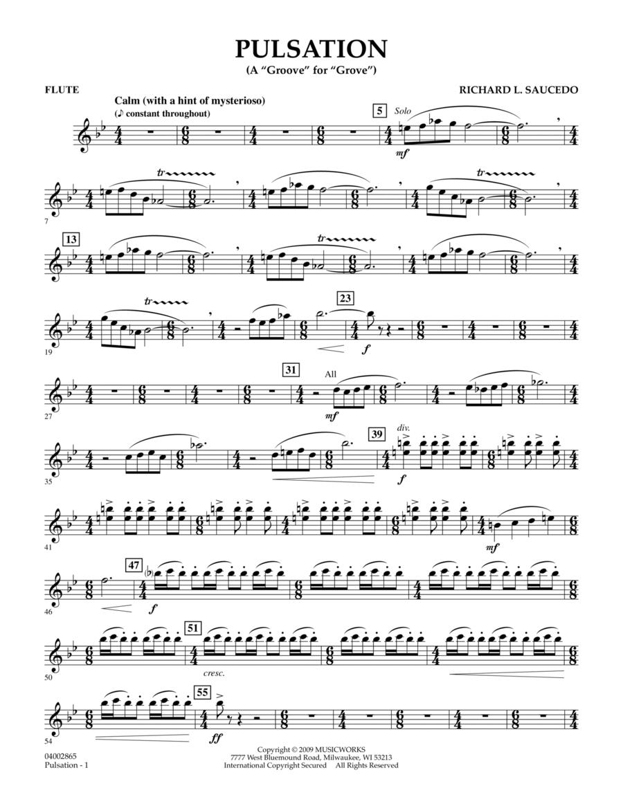 Pulsation - Flute