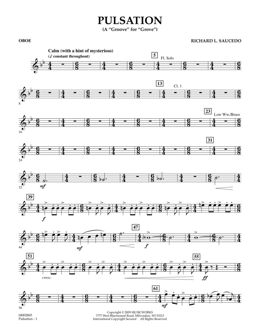 Pulsation - Oboe