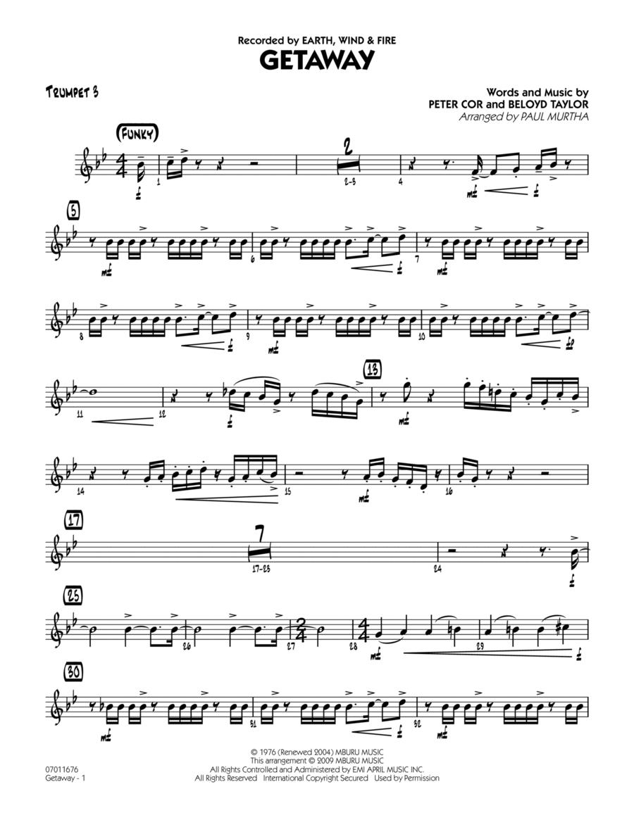 Getaway - Trumpet 3