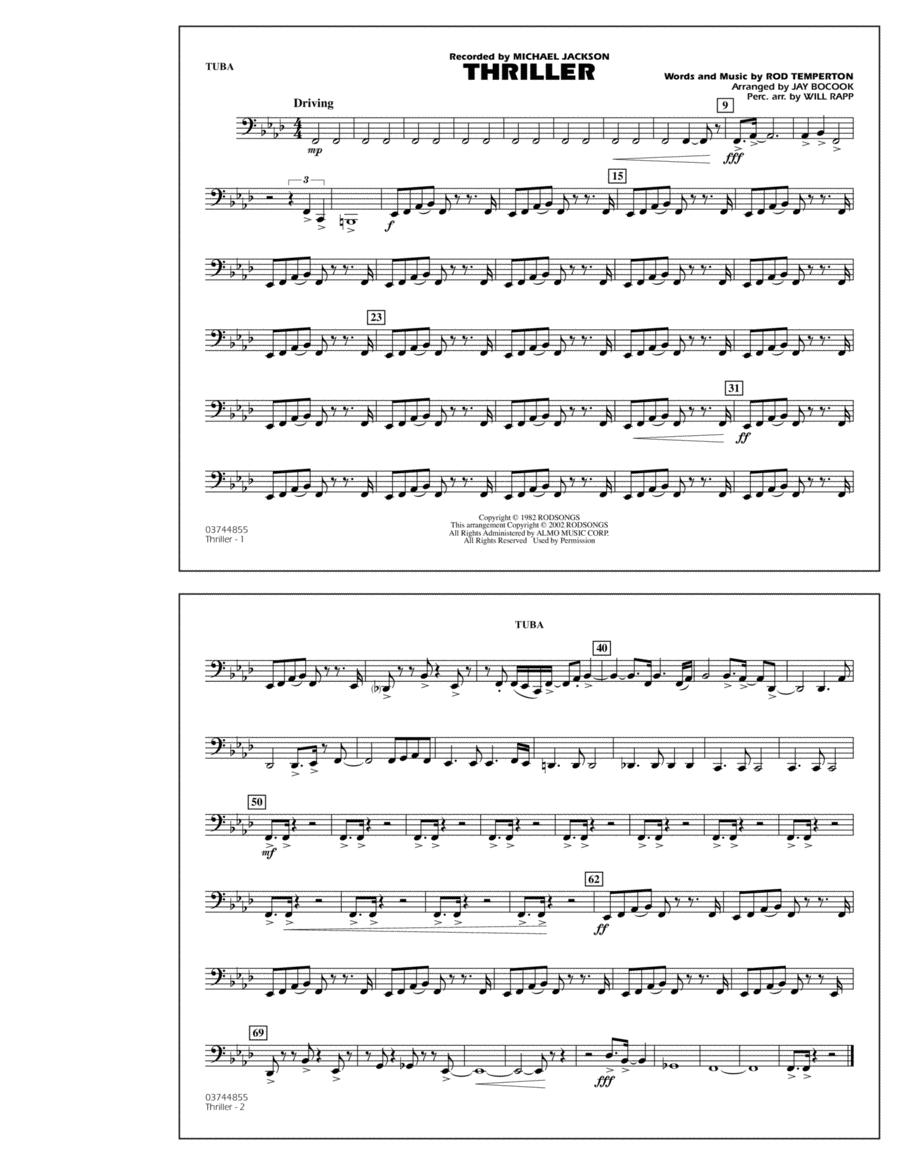 Thriller - Tuba