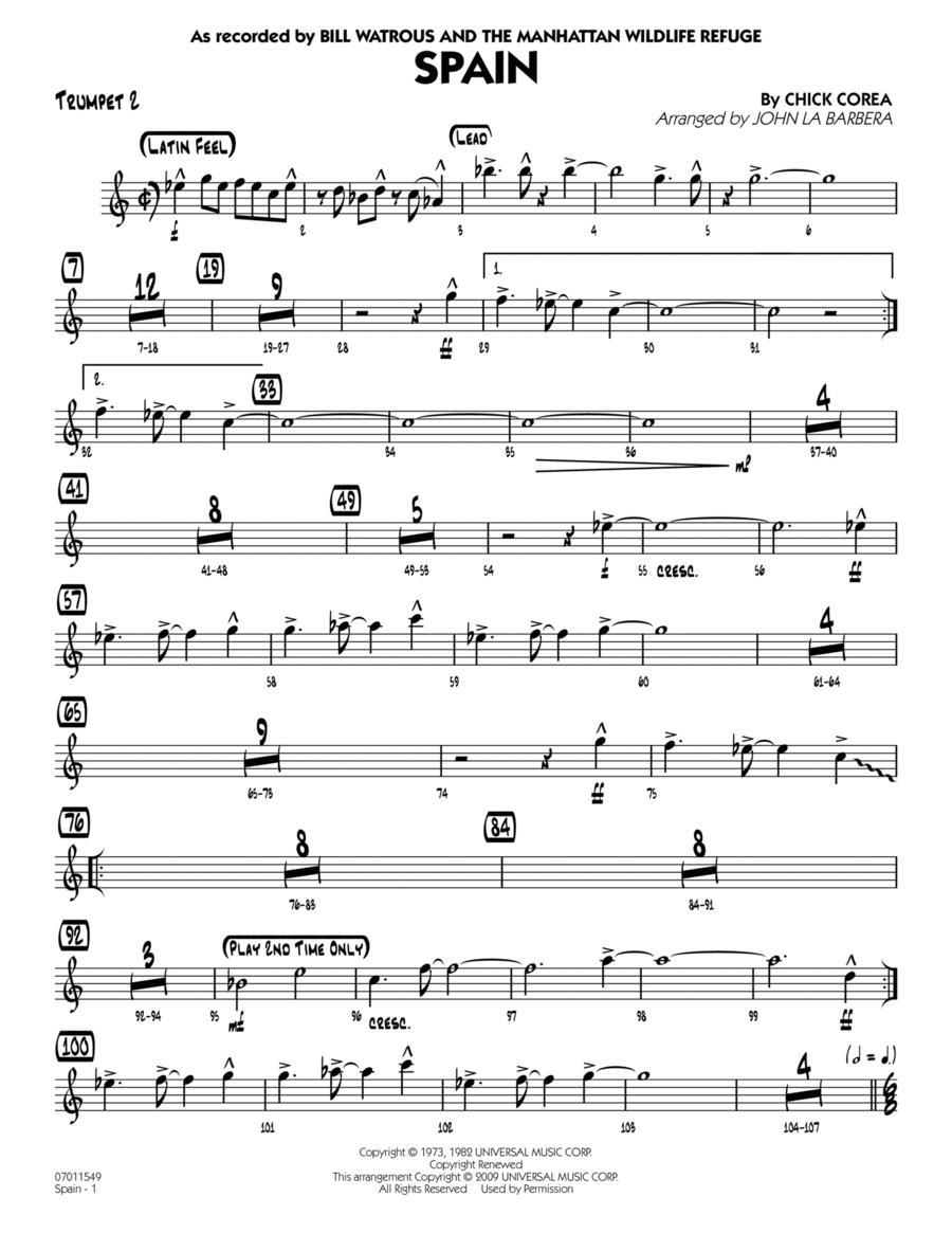 Spain - Trumpet 2