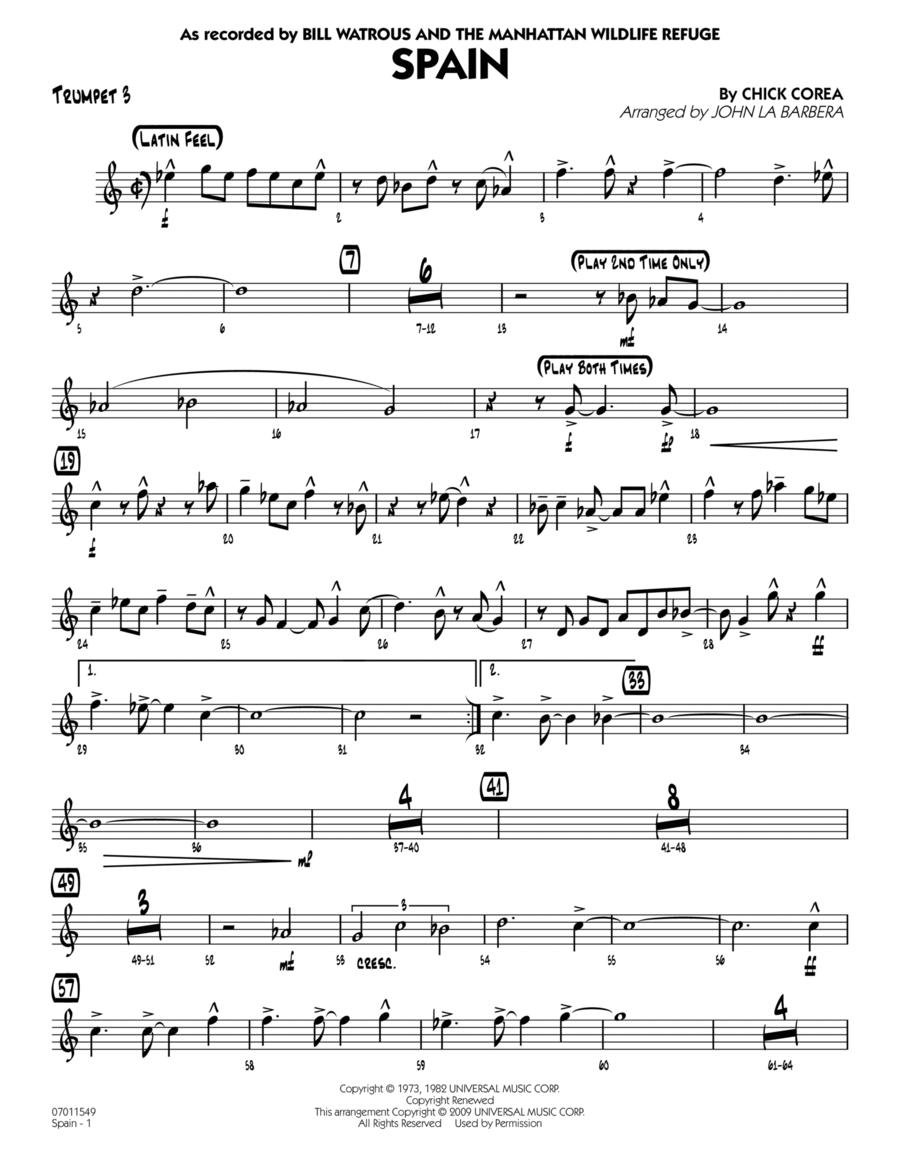 Spain - Trumpet 3