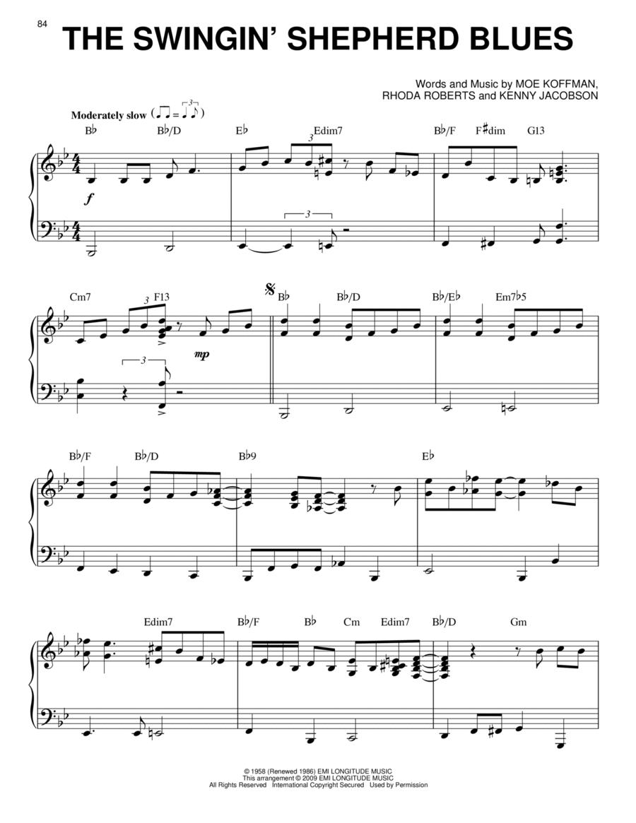 The Swingin' Shepherd Blues