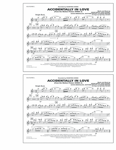 counting crows colorblind sheet music pdf