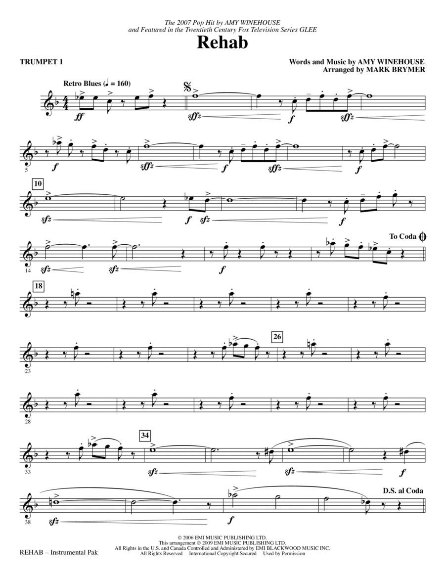 Rehab - Trumpet 1