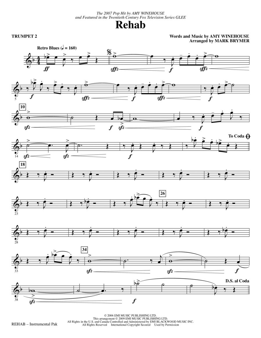 Rehab - Trumpet 2