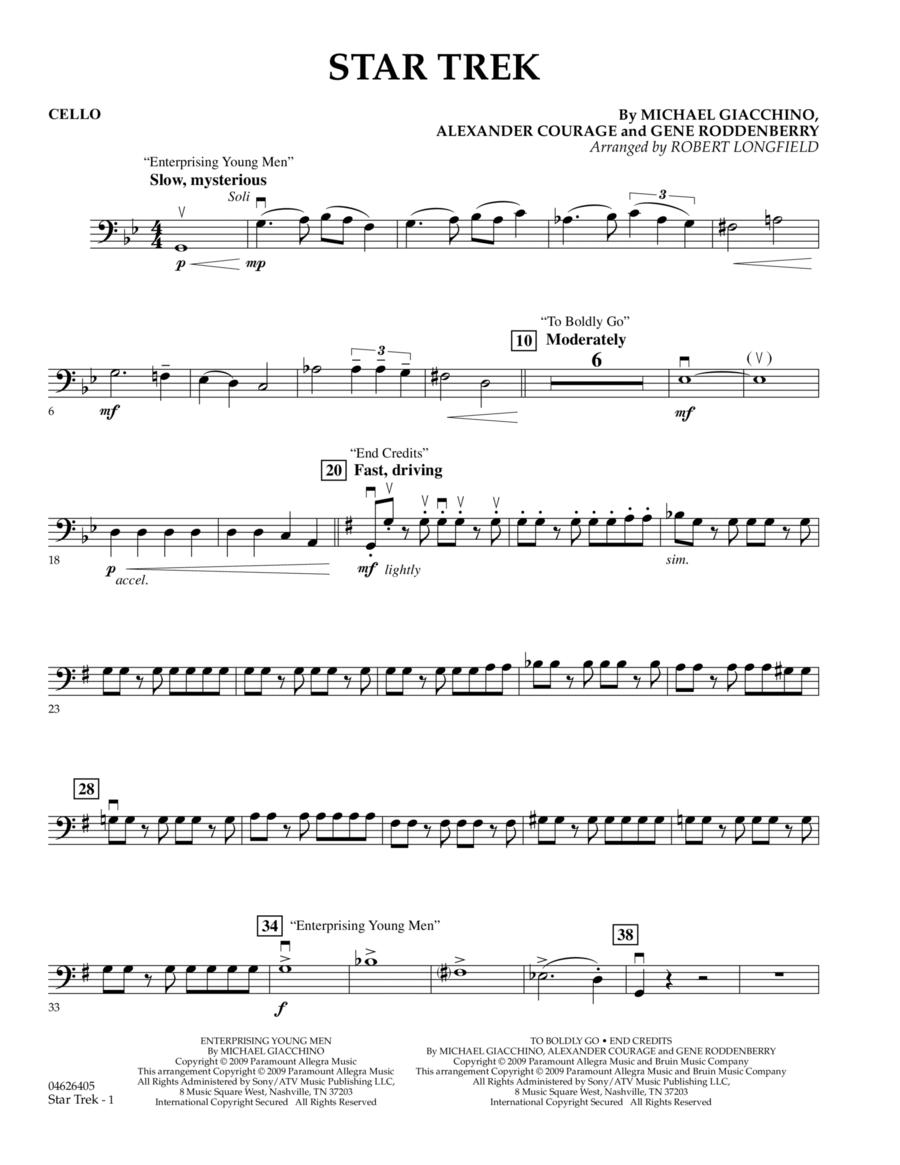 Star Trek - Cello