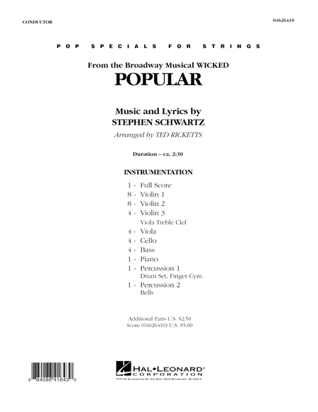 Popular (from