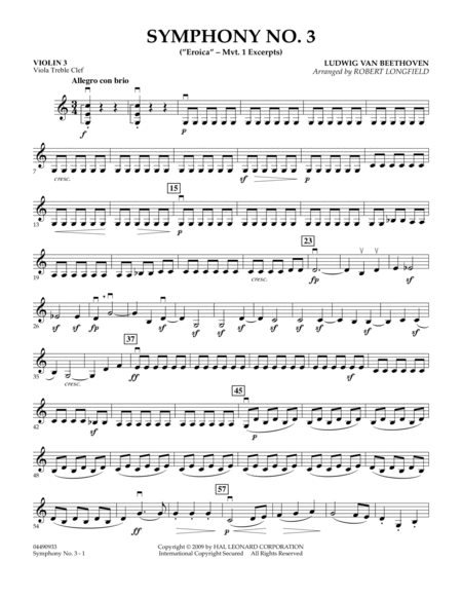 Symphony No. 3 (