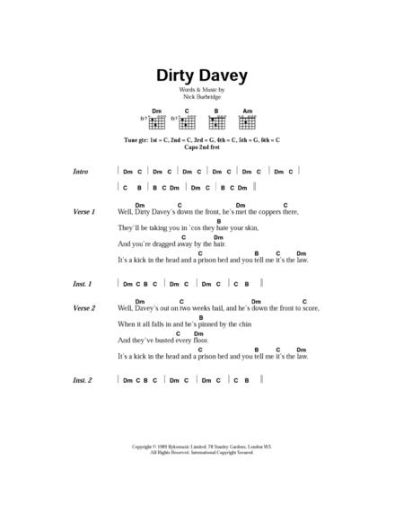 Dirty Davey