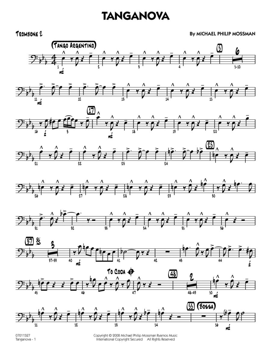Tanganova - Trombone 2