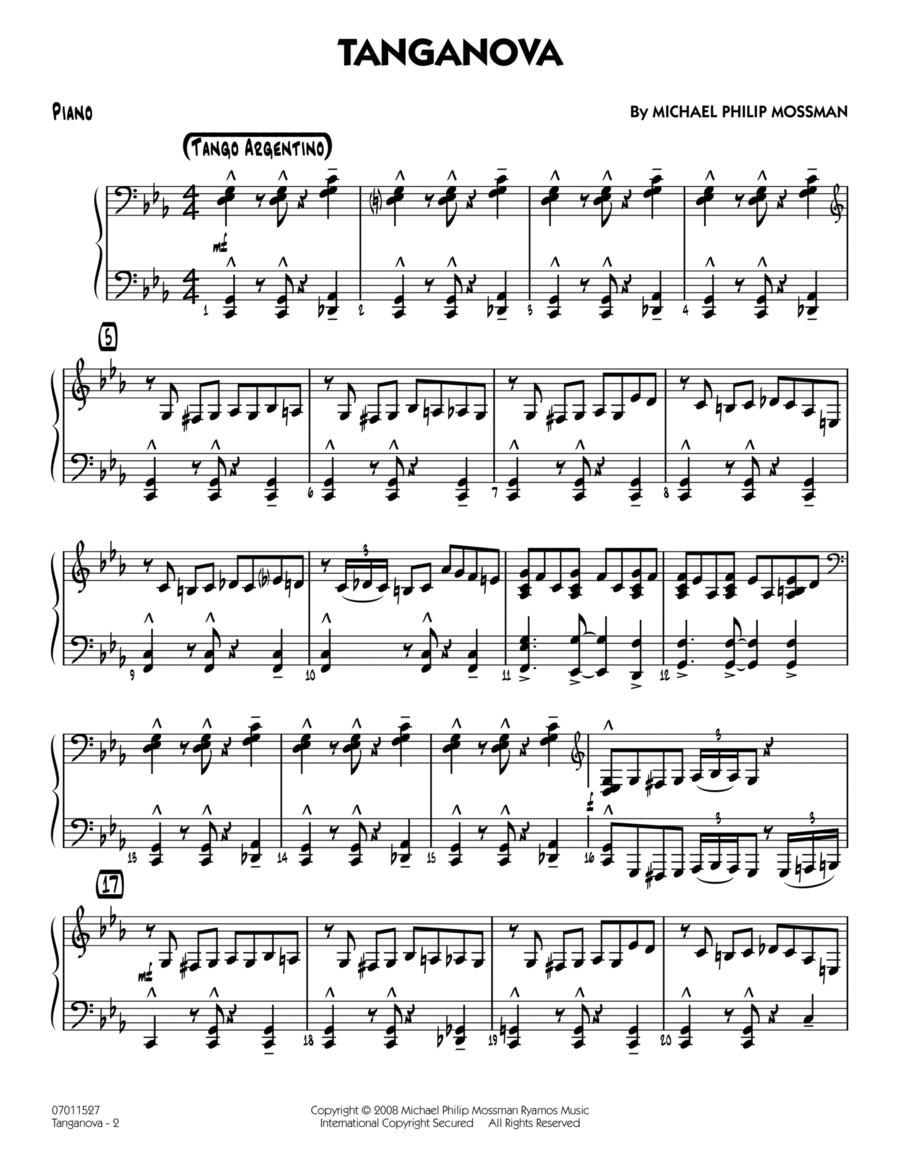 Tanganova - Piano