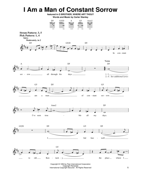 Banjo : banjo chords man of constant sorrow Banjo Chords Man Of ; Banjo Chordsu201a Banjo Chords Man ...