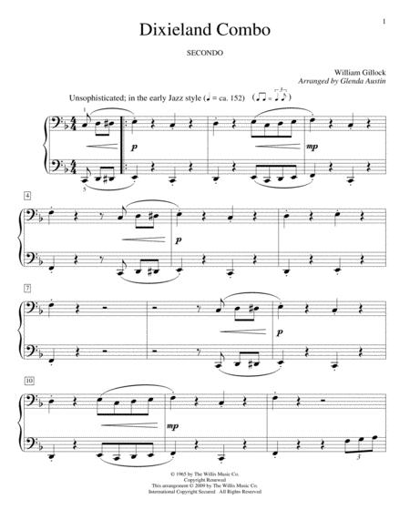 Dixieland Combo