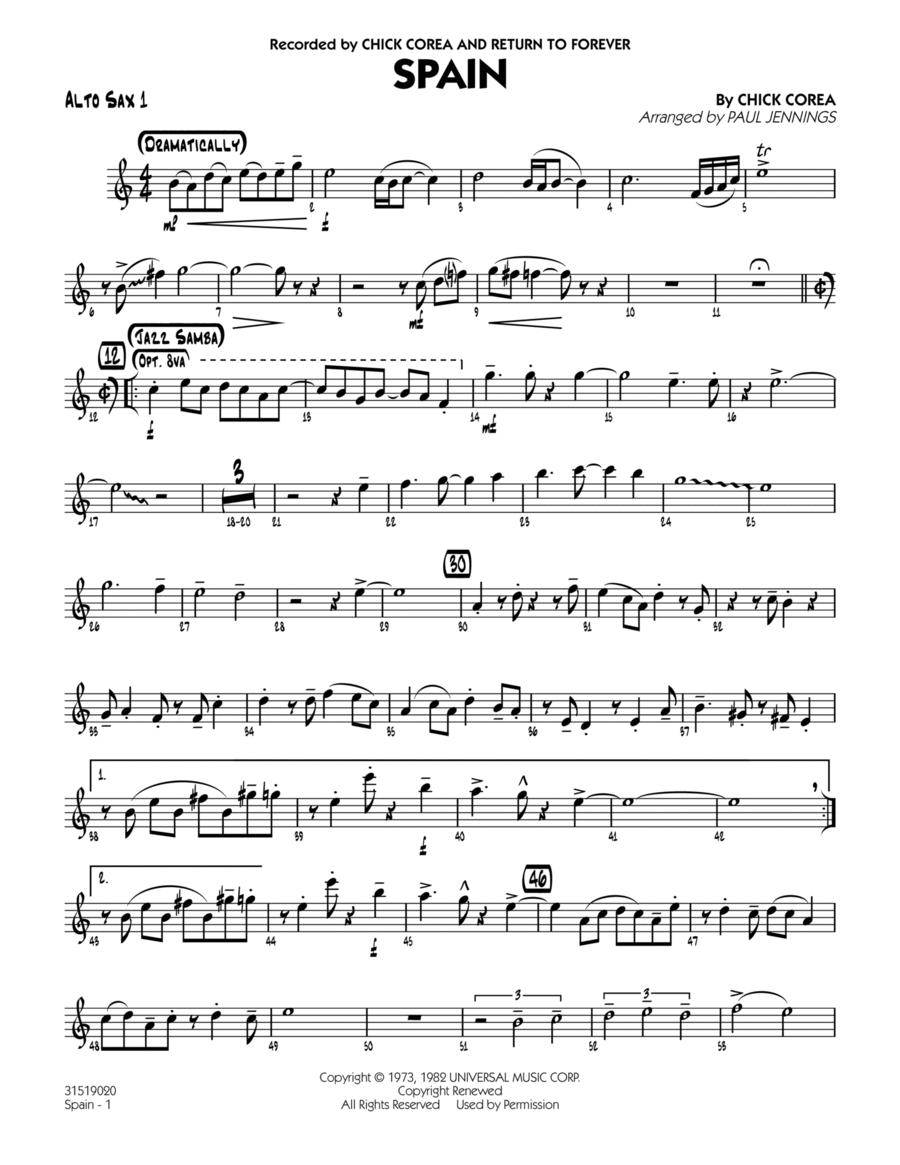 Spain - Flute