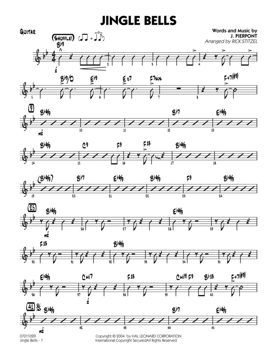 Jingle Bells - Guitar