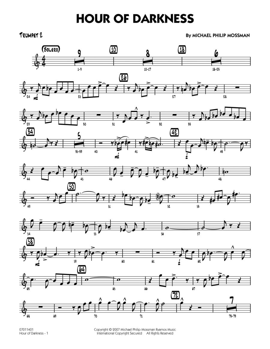 Hour Of Darkness - Trumpet 2