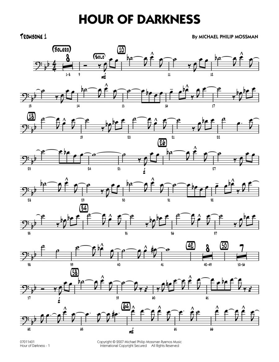 Hour Of Darkness - Trombone 1