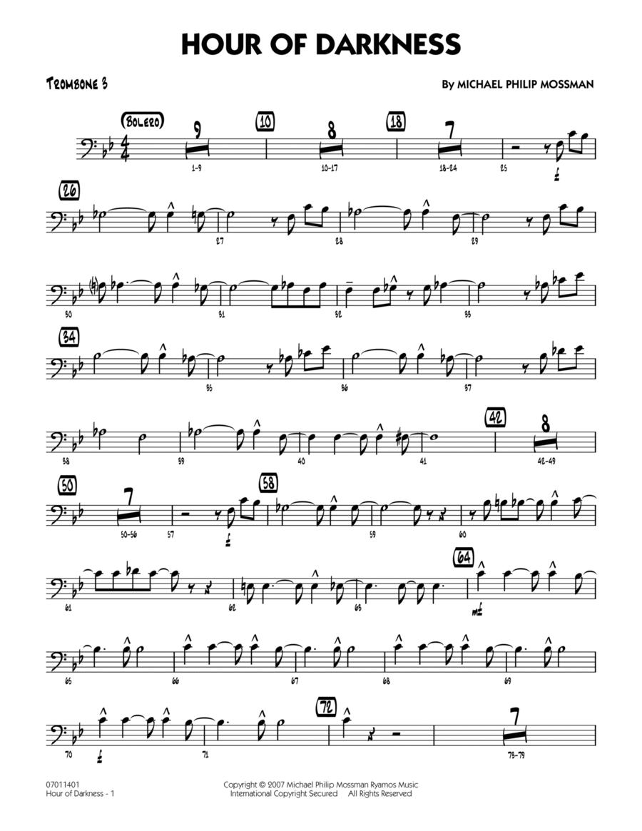 Hour Of Darkness - Trombone 3