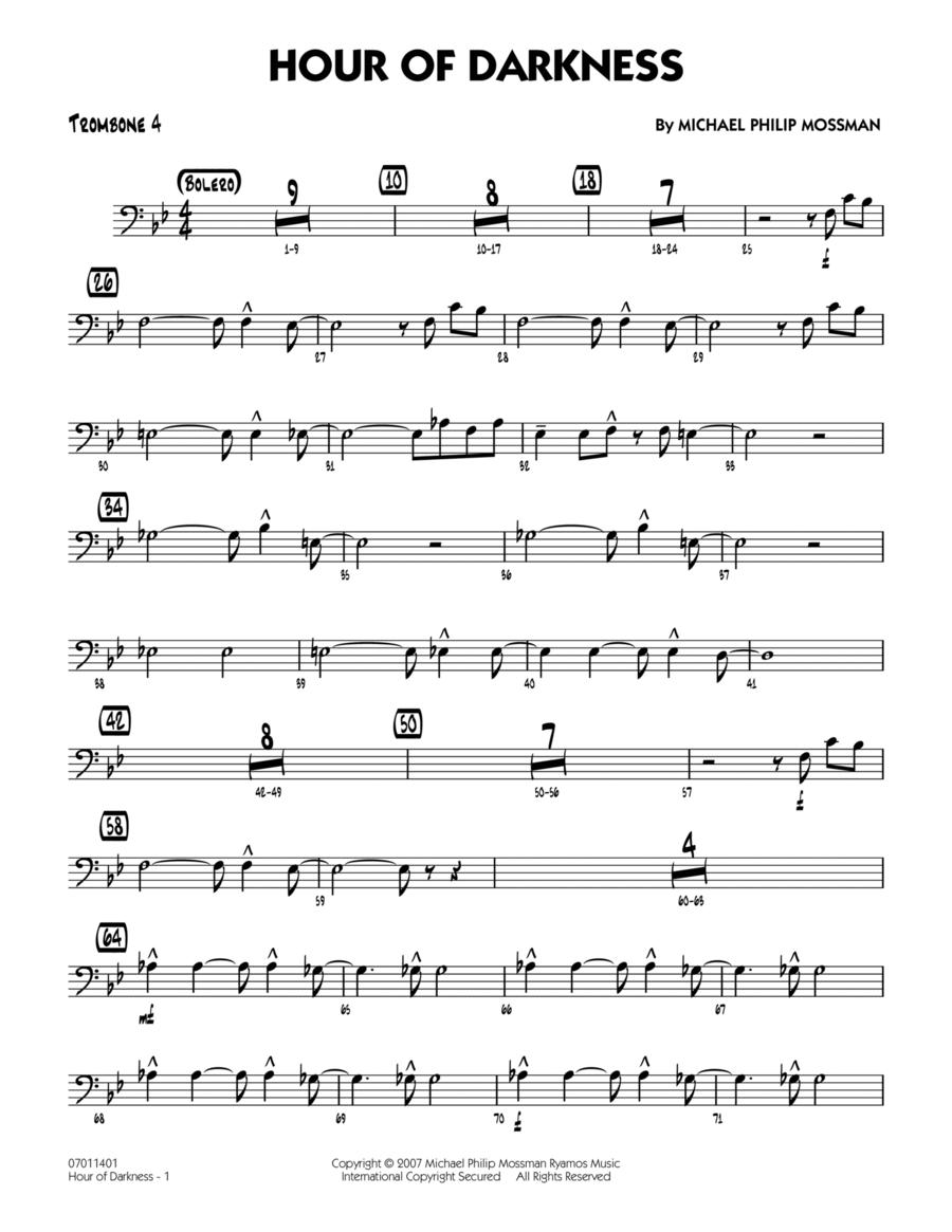 Hour Of Darkness - Trombone 4