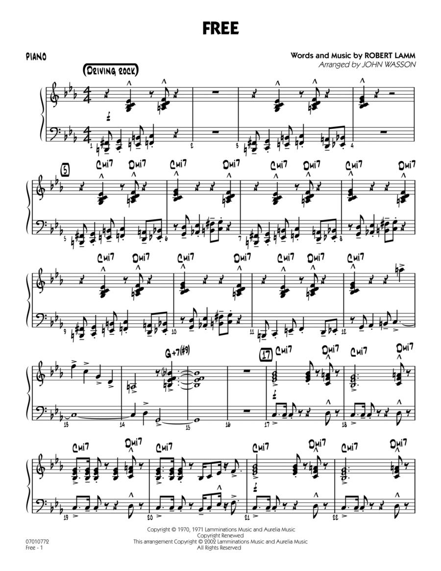 Free - Piano