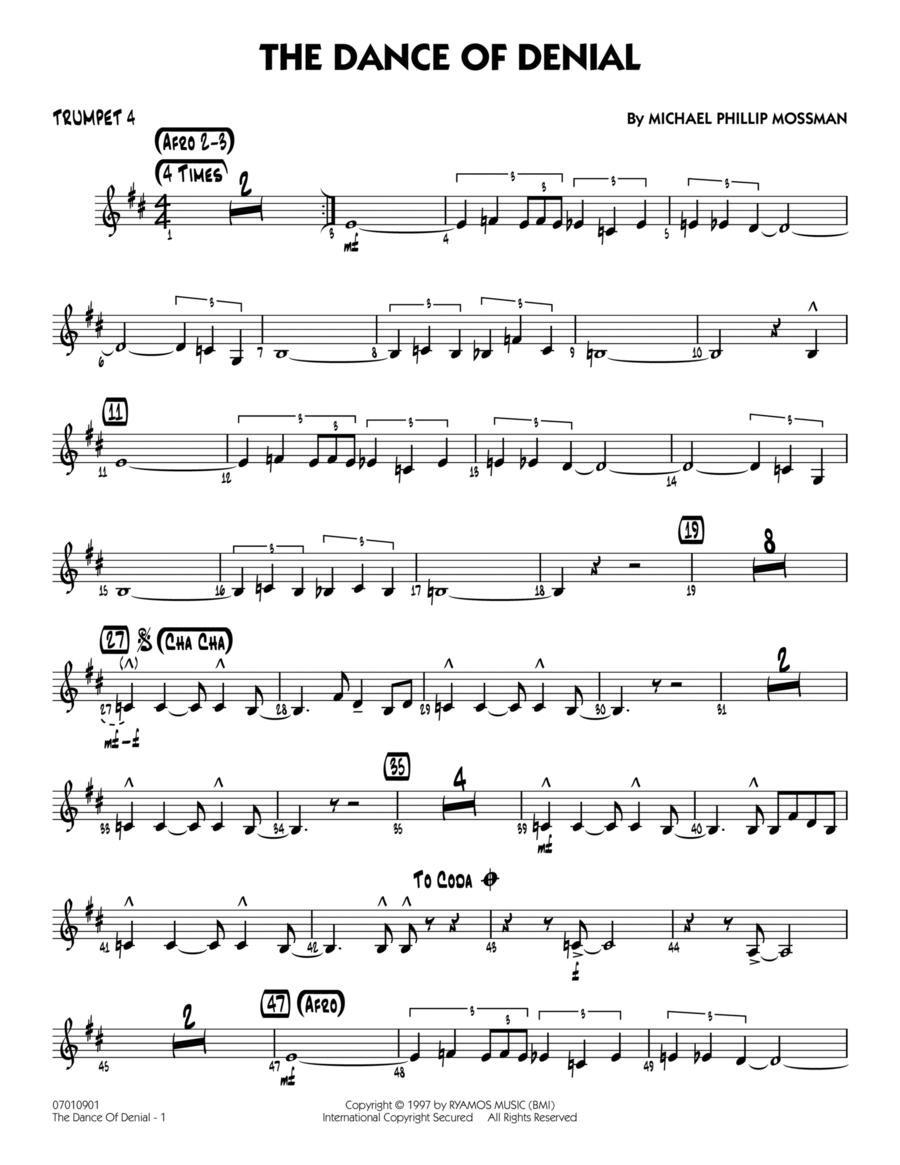The Dance Of Denial - Trumpet 4