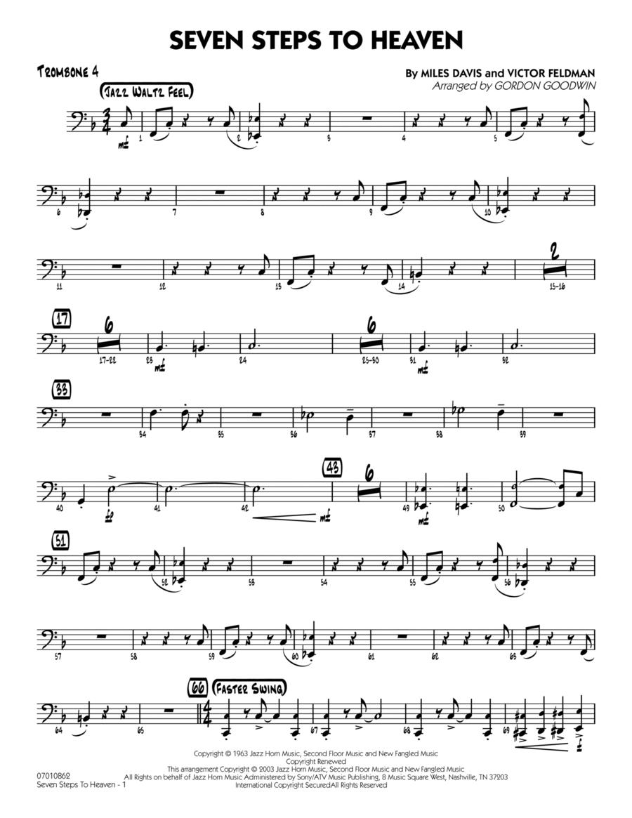 Seven Steps To Heaven - Trombone 4