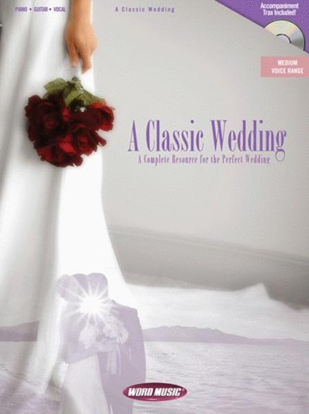 A Classic Wedding