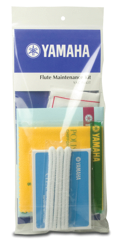 flute maintenance kit sheet music sheet music plus. Black Bedroom Furniture Sets. Home Design Ideas
