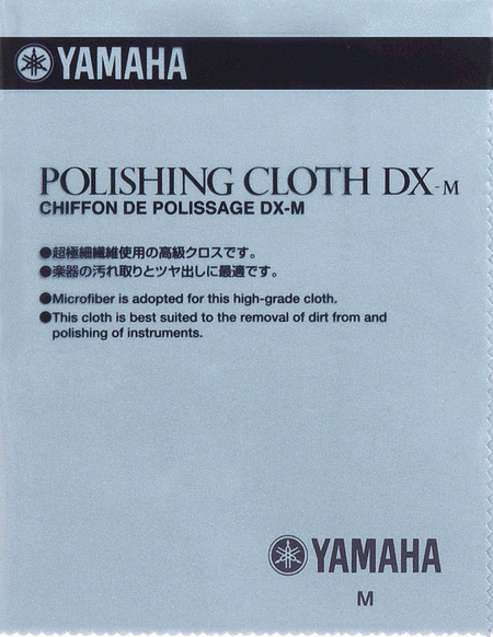Treated Silver Polish Cloth
