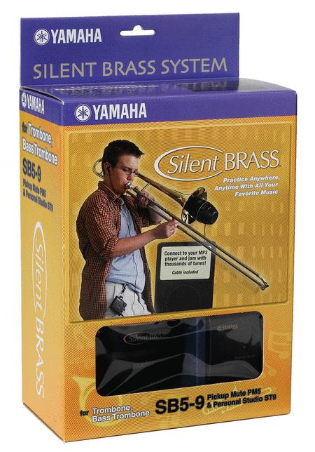 Silent Brass System for Trombone