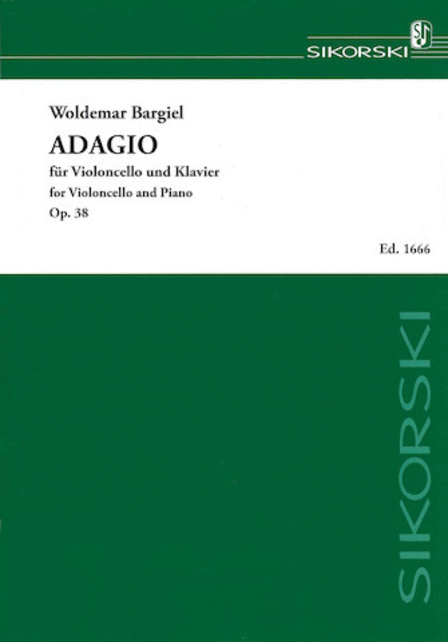 Adagio, Op. 38