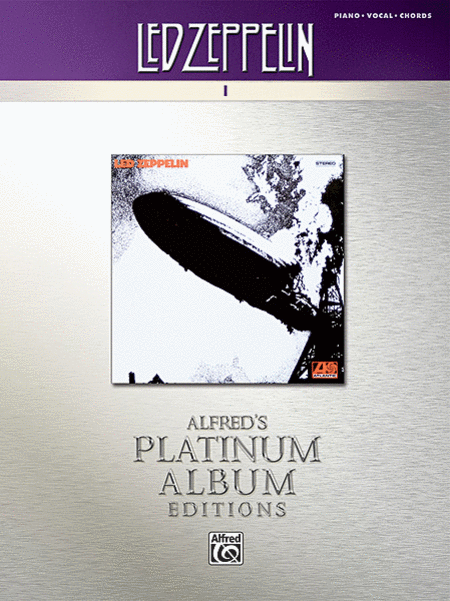 Led Zeppelin -- I Platinum