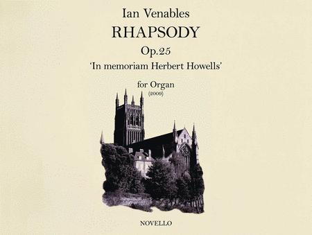 Rhapsody, Op. 25