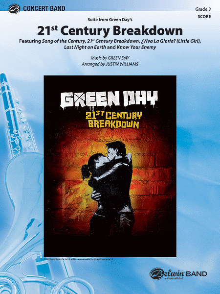 21st Century Breakdown, Suite from Green Day's
