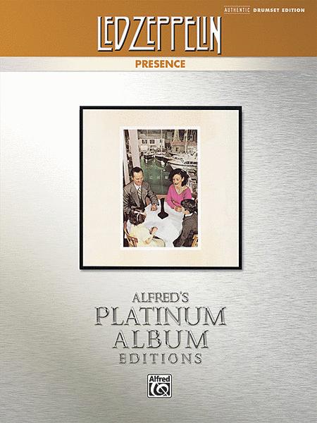 Led Zeppelin -- Presence Platinum Drums