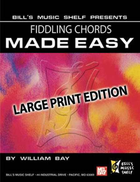 Fiddling Chords Made Easy