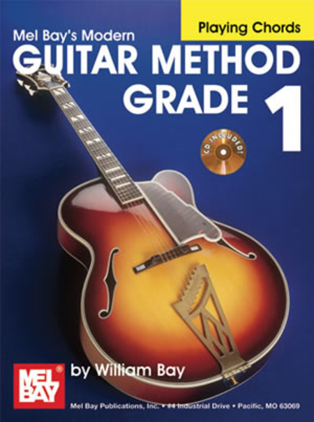 Modern Guitar Method Grade 1, Playing Chords