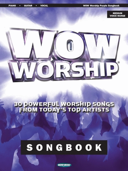 WOW Worship - Purple Songbook