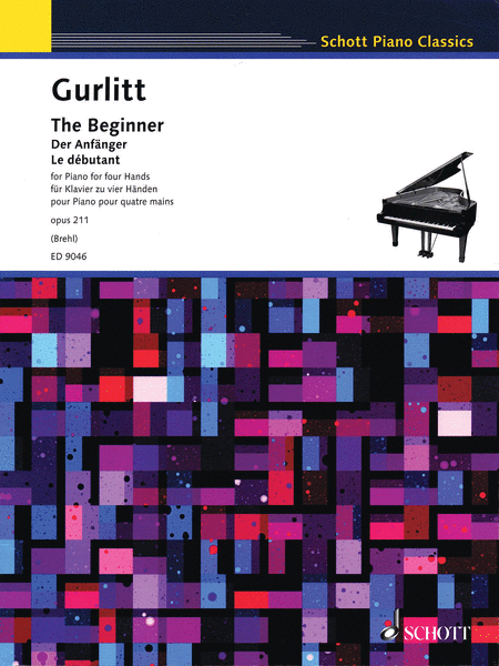 The Beginner, Op. 211