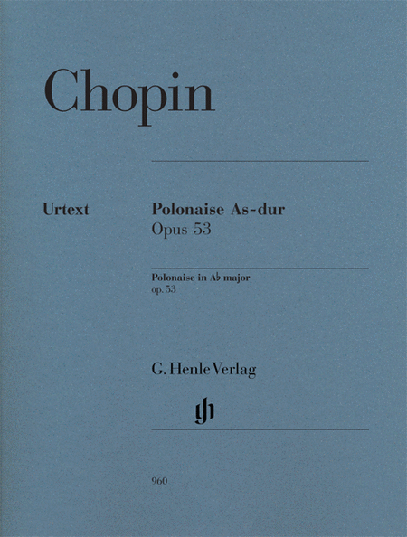 Polonaise in A-flat Major, Op. 53