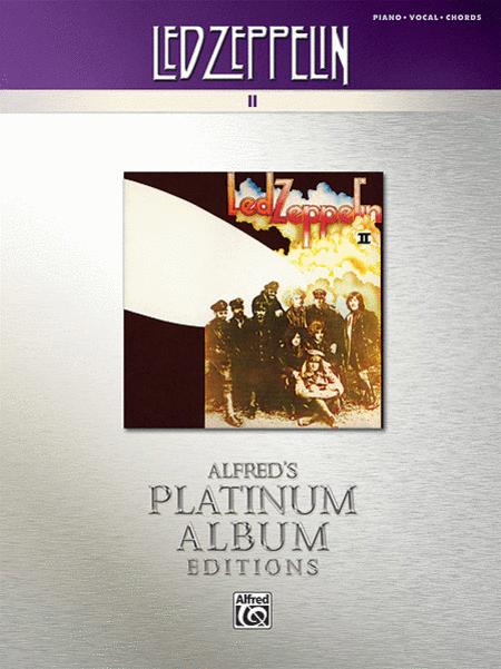 Led Zeppelin -- II Platinum