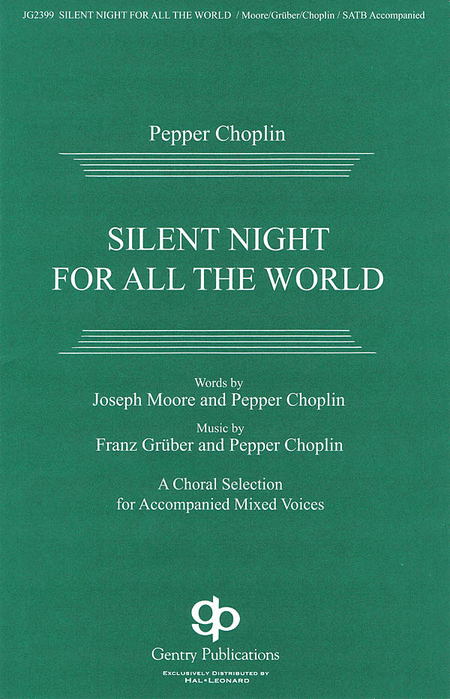 Silent Night for All the World