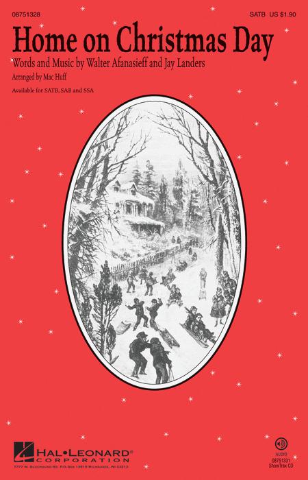 Home on Christmas Day - ShowTrax CD